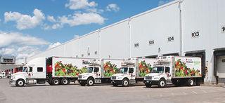 fuel resource for food transport