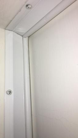 Door Weatherstrip - Easy Exterior Install