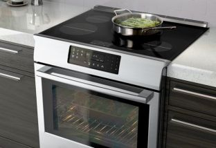 Electric Induction Cooking Has No Gas Fumes in Your Home