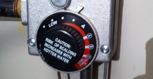 Water Too Hot at Your Sink - Lower the Dial Temperature!
